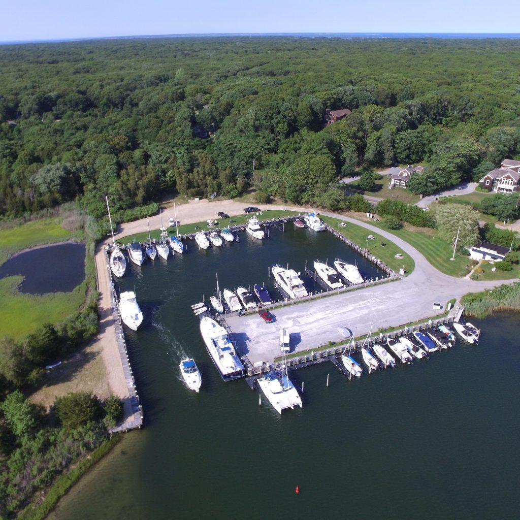East Hampton Marinas - Seacoast Enterprise Associates